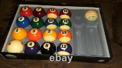 ARAMITH Super Aramith Pro Pool Ball Set Excellent Pre-owned Condition