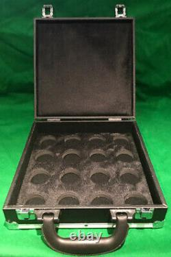 Aramith 2 Pro Cup Pool Balls With Carry Case
