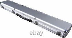 Aramith Billiard Ball & 2x2 Pool Cue Case Aluminum Very nice! FREE Shipping