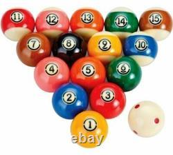 Aramith Duramith Pro Cup TV Ball Set Tournament Balls