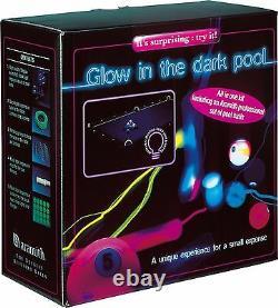 Aramith Glow-in-the-Dark Neon Pool Ball Set Billiards Balls FREE Shipping