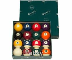 Aramith Premier Billiard Pool Balls Set + FREE SHIPPING