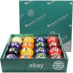 Aramith Premium Belgian Pool Billiards Balls Set 2 1/4 FAST SHIPPING PRBB