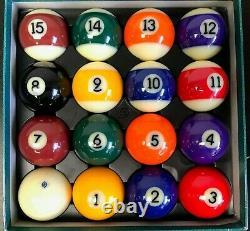 Aramith Premium Billiard Pool Ball set 2 1/4