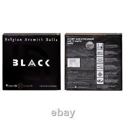 Aramith Tournament Black TV Billiard Pool Ball set 2 1/4