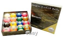 Aramith Tournament Duramith Pro Cup TV American Pool Ball Set 2 1/4 (57mm)