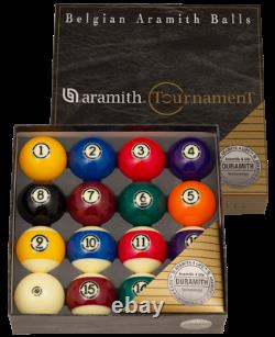 Aramith Tournament Pool Ball BRAND NEW Free Shipping CANADA & USA