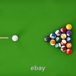 Billiards Pool Table Billiard Ball Standard Size 2-1/4 Full 16 Piece Balls Set