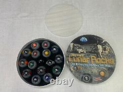 Elephant Lunar Rocks Pool Ball Set From The Movie Pluto Nash Billiard Balls 004