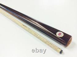 GCE English ASH Pool Snooker Billiard Cue 60 inch (Blue Flame) Breaking Cue