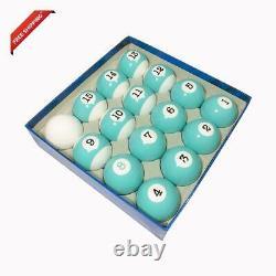 Lingyuan Billiard Balls 2-1/4 Pool Ball Set Billiard Accessories