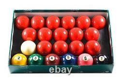 NEW Aramith Premier 2 1/4 Snooker Pool Balls with Numbers