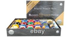 NEW Aramith Tournament Pro-Cup Value Pack Pool Ball Set Duramith