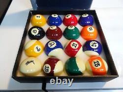 NEW RARE Stussy International Pool Billiard Balls Set F/W 2020 SOLD OUT