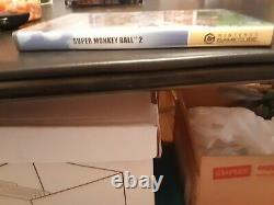 NEW SEALED Super Monkey Ball 2 (Nintendo GameCube, 2002) Player's Choice! Rare