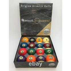 NEWithSEALED Aramith Tournament Pool Balls billiard ball set FAST Free SHIP