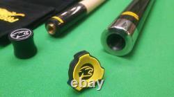 PREDATOR BK3 Predator Break Cue with Storage bag Billiards Table Pool ball F/S