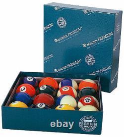 Pool Billard Kugelsatz Aramith Premium 57,2 mm Billiard Ball's Turniersatz