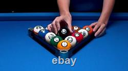 Predator Arcos 2 Billiards Phenolic 2 1/4 in. Pool Balls Set Designed with Aramith