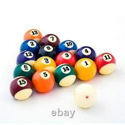 Super Aramith Pro Belgian Billiards Pool Balls Set 2 1/4 FAST SHIPPING SAPS
