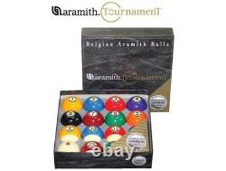 The Best Aramith Super Pro Duramith Tournament Pool Table Billiard Ball Set