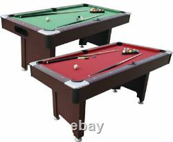 Walker & Simpson Sovereign 6ft Pool Table with Ball Return
